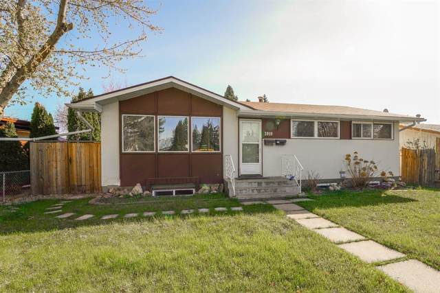 5919 West Park Crescent, Red Deer, AB T4N 1E9 (#A1106928) :: Calgary Homefinders