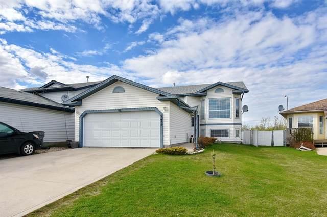 9218 115 Avenue, Grande Prairie, AB T8V 7E8 (#A1106969) :: Calgary Homefinders