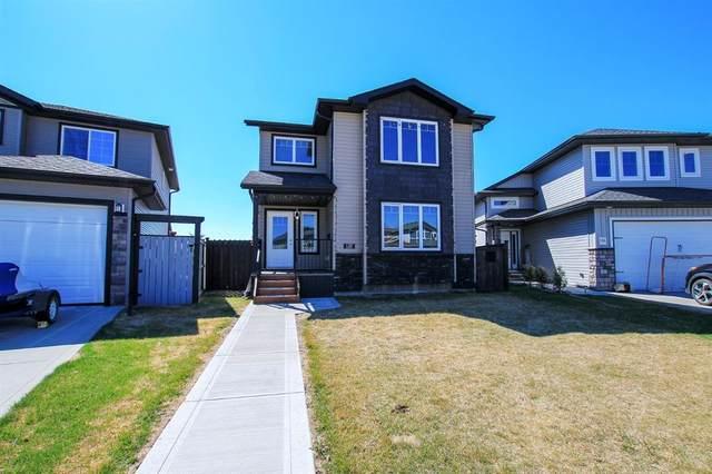 120 Almond Crescent, Blackfalds, AB T4M 0J5 (#A1107048) :: Calgary Homefinders