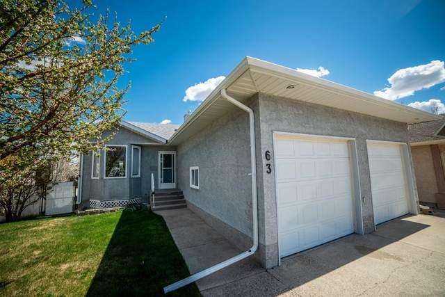 63 Mt. Blakiston Road, Lethbridge, AB T1K 6P9 (#A1107050) :: Calgary Homefinders