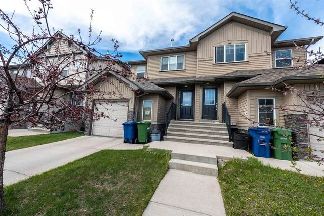 333 Luxstone Way SW, Airdrie, AB T4B 0H5 (#A1107087) :: Calgary Homefinders