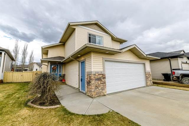 8809 71 Avenue, Grande Prairie, AB T8X 0E2 (#A1107096) :: Dream Homes Calgary