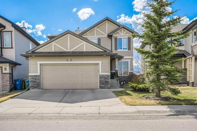47 Chapalina Terrace SE, Calgary, AB T2X 3X1 (#A1107101) :: Dream Homes Calgary