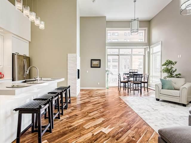 1029 15 Avenue SW #406, Calgary, AB T2G 2R2 (#A1107123) :: Dream Homes Calgary