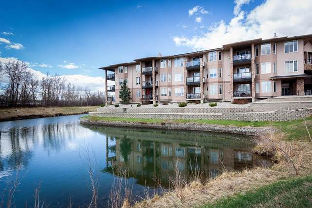 500 7 Street NW #208, High River, AB T1V 1T6 (#A1107161) :: Calgary Homefinders