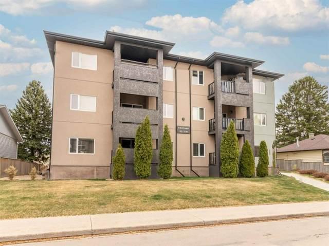 3615 51 Avenue #304, Red Deer, AB T4N 4G3 (#A1107191) :: Calgary Homefinders