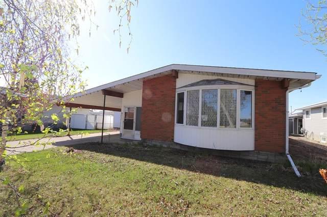 6017 53 Avenue, Ponoka, AB T4J 1K7 (#A1107228) :: Calgary Homefinders