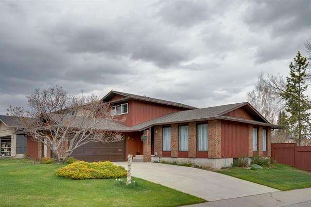 408 Parkridge Rise SE, Calgary, AB T2J 5C3 (#A1107283) :: Calgary Homefinders