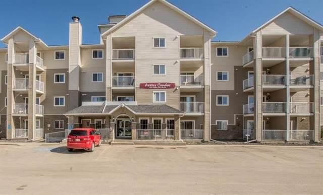 11230 104 Avenue #405, Grande Prairie, AB T8V 0P3 (#A1107295) :: Greater Calgary Real Estate