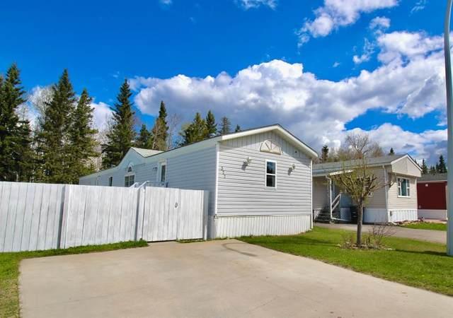322 Skogg Avenue, Hinton, AB T7V 1A7 (#A1107314) :: Calgary Homefinders