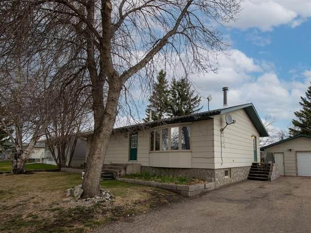 4615 49 Street, Alix, AB T0C 0B0 (#A1107336) :: Calgary Homefinders