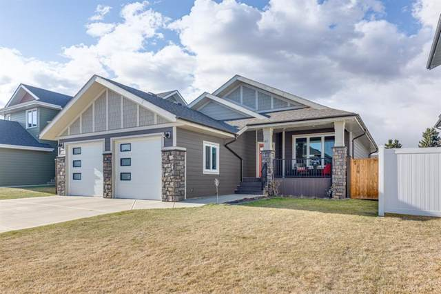 61 Erica Drive, Lacombe, AB T4L 0A4 (#A1107338) :: Calgary Homefinders