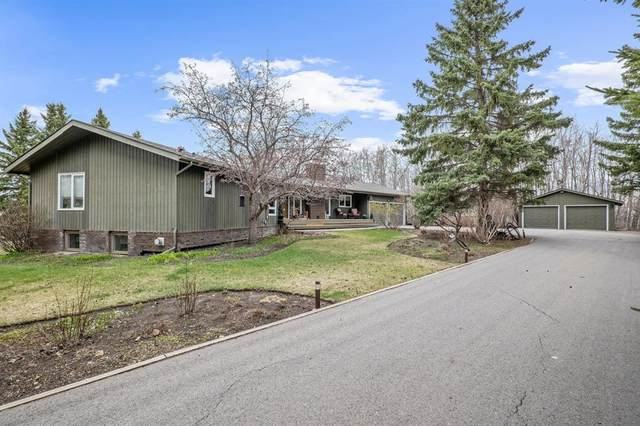 31 Horse Shoe Bend, Rural Rocky View County, AB T3R 1C8 (#A1107519) :: Calgary Homefinders