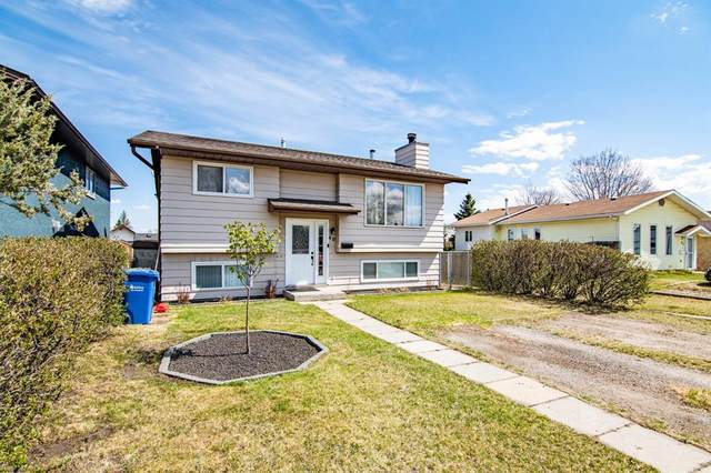 40 Gillespie Crescent, Red Deer, AB T4P 2M6 (#A1107535) :: Calgary Homefinders