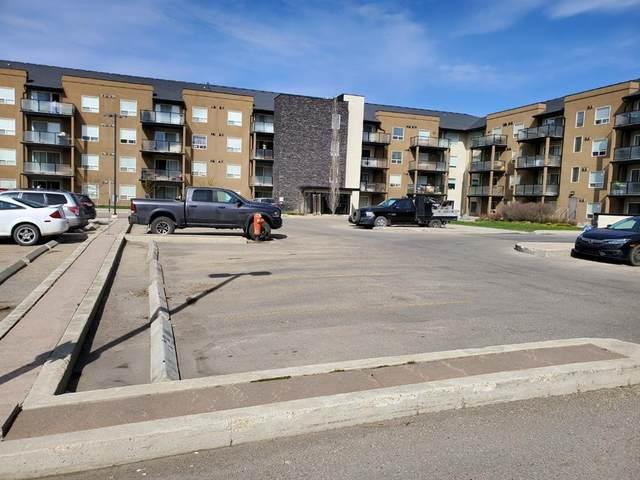 9124 96 Avenue #223, Grande Prairie, AB T8X 0A1 (#A1107580) :: Canmore & Banff