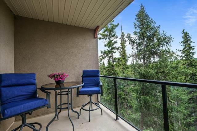 10 Discovery Ridge Close SW #510, Calgary, AB T3H 5X3 (#A1107585) :: Calgary Homefinders