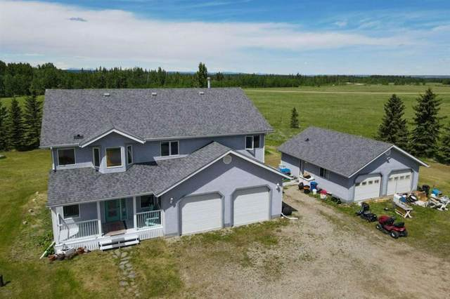5242 Twp Rd 320 Road #5242, Rural Mountain View County, AB T0M 1X0 (#A1107607) :: Greater Calgary Real Estate