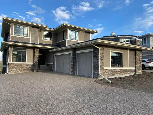 107 Brome Bend, Rural Rocky View County, AB T3Z 0C7 (#A1107631) :: Canmore & Banff