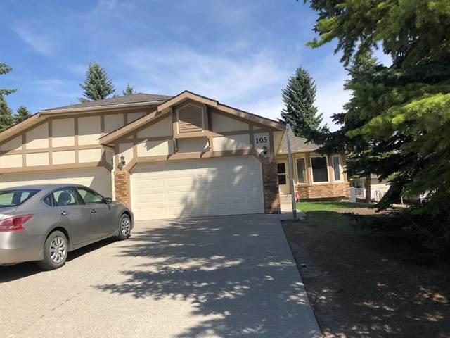 105 Confederation Villas NW, Calgary, AB T2L 2K9 (#A1107650) :: Calgary Homefinders
