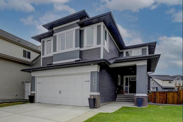 114 Reunion Landing NW, Airdrie, AB T4B 3W4 (#A1107707) :: Calgary Homefinders