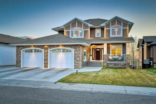 1057 Hillcrest Manor Estate, Strathmore, AB T1P 1X1 (#A1107768) :: Calgary Homefinders
