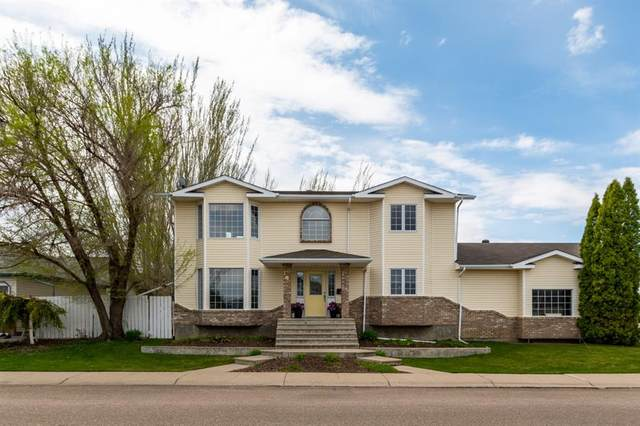 198 Shannon Drive SE, Medicine Hat, AB T1B 4A9 (#A1107775) :: Calgary Homefinders