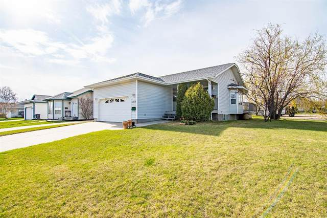 4414 48 Street, Innisfail, AB T4G 1W8 (#A1107785) :: Calgary Homefinders