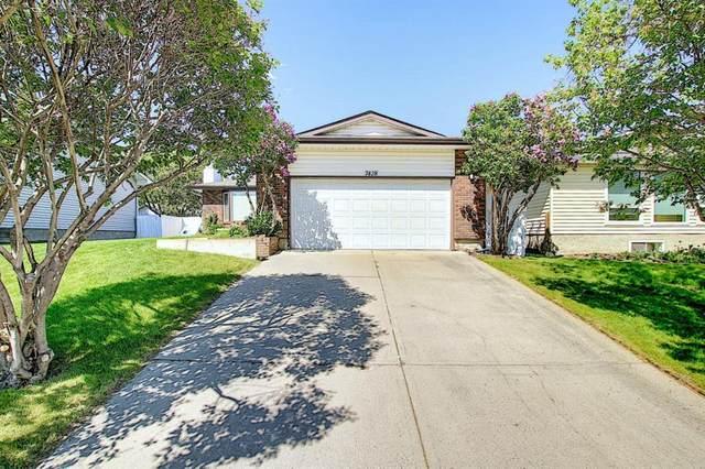 7428 Silver Hill Road NW, Calgary, AB T3B 3Y1 (#A1107794) :: Calgary Homefinders