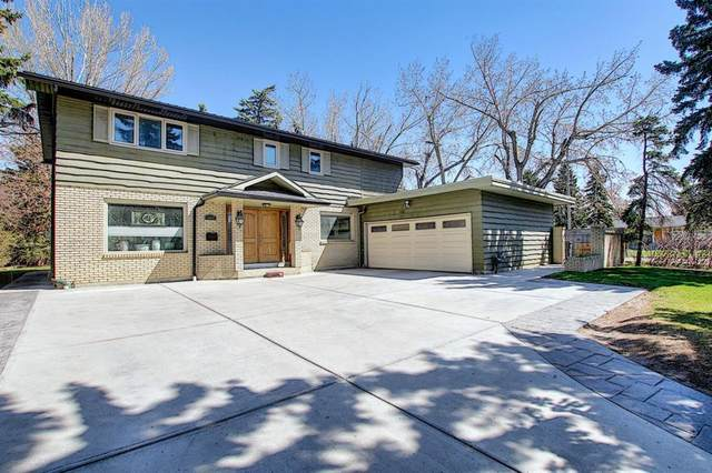 1006 Bel-Aire Drive SW, Calgary, AB T2V 2B9 (#A1107823) :: Calgary Homefinders