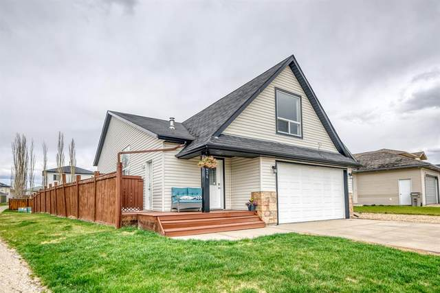 10634 124A Avenue, Grande Prairie, AB T8V 8J2 (#A1107835) :: Calgary Homefinders