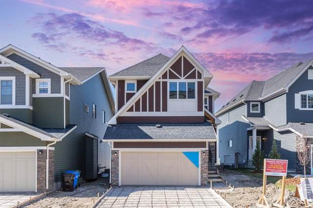 301 Sage Meadows Park NW, Calgary, AB T3P 1P6 (#A1107864) :: Canmore & Banff