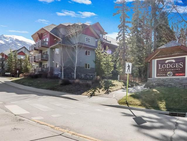 101 Montane Road #227, Canmore, AB T1W 0G2 (#A1107874) :: Canmore & Banff