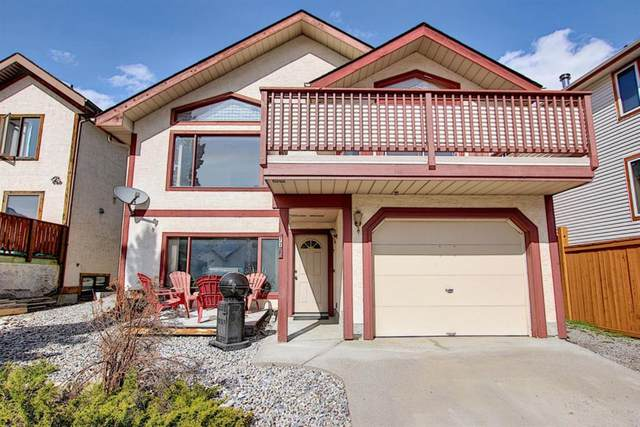 77 Riverstone Road, Canmore, AB T1W 1J4 (#A1107880) :: Canmore & Banff