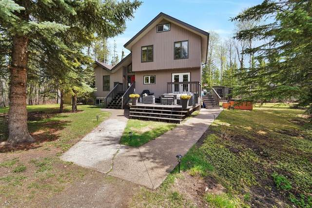 8 Wild Rose Way, Rural Clearwater County, AB T4T 2A1 (#A1107884) :: Canmore & Banff