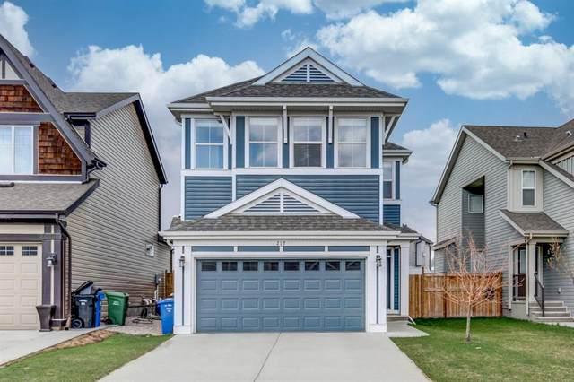 217 Auburn Meadows Boulevard SE, Calgary, AB T3M 2E3 (#A1107888) :: Canmore & Banff