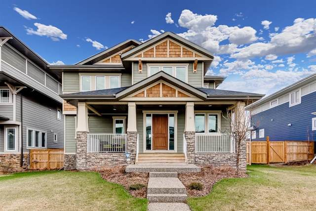 14 Brome Bend, Rural Rocky View County, AB T3Z 0C6 (#A1107912) :: Calgary Homefinders