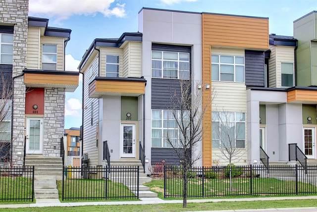 1530 Bayside Avenue SW #207, Airdrie, AB T4B 4B5 (#A1107949) :: Calgary Homefinders