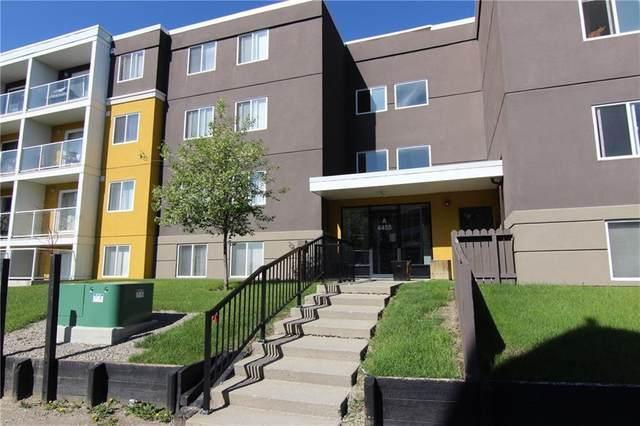 4455A Greenview Drive NE #303, Calgary, AB T2E 6M1 (#A1108022) :: Greater Calgary Real Estate