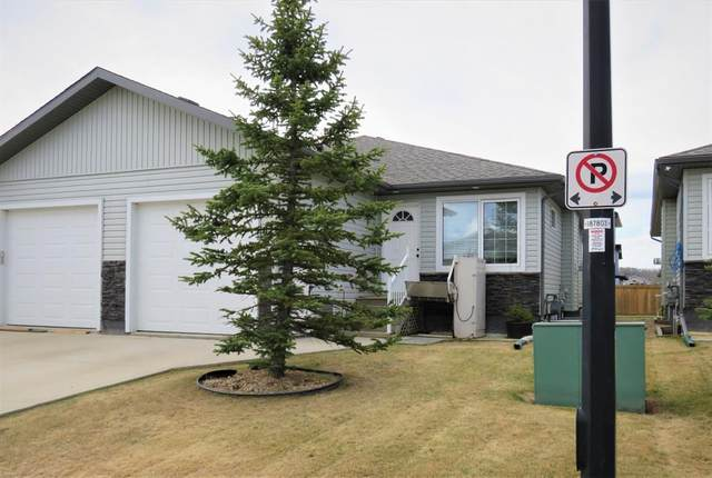 600 6 Street SW #107, Slave Lake, AB T0G 2A4 (#A1108062) :: Canmore & Banff