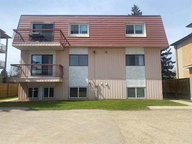 3501 51 Avenue #4, Red Deer, AB T4N 4G1 (#A1108134) :: Calgary Homefinders
