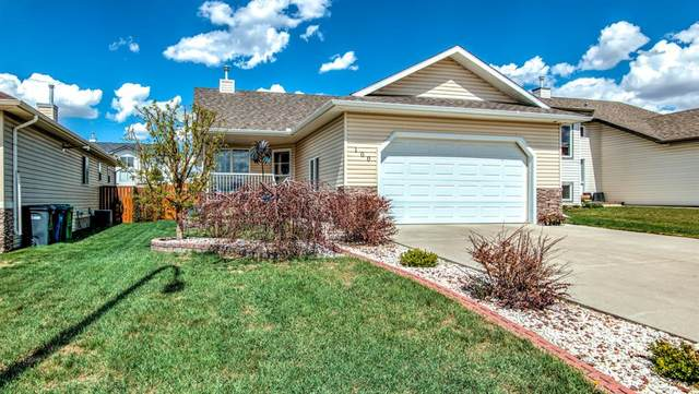 100 Hillview Drive, Strathmore, AB T1P 1S6 (#A1108187) :: Calgary Homefinders