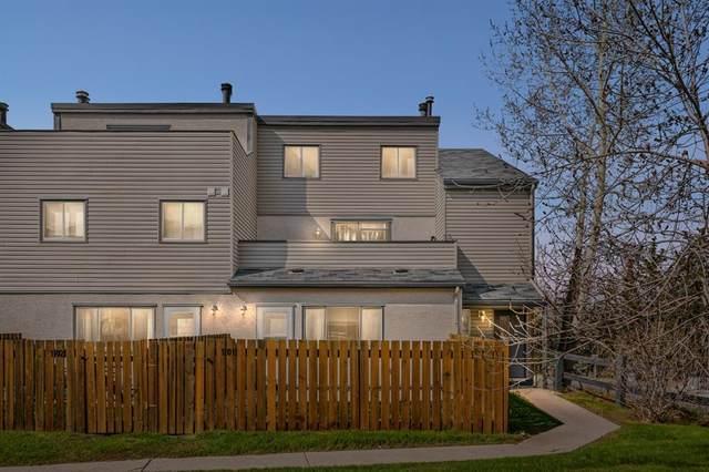 1540 29 Street NW #101, Calgary, AB T2N 4M1 (#A1108207) :: Calgary Homefinders
