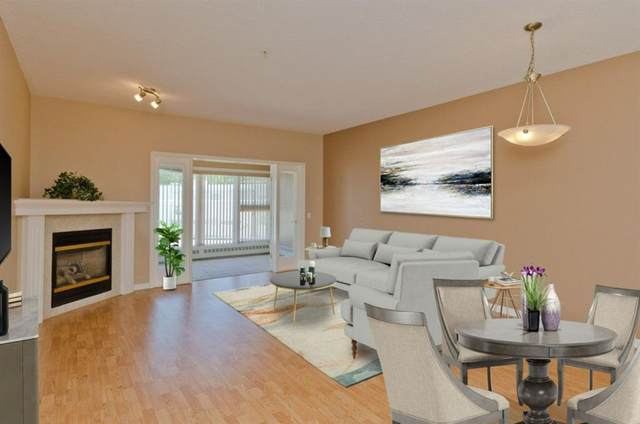 43 Westlake Circle #103, Strathmore, AB T1P 1T6 (#A1108218) :: Calgary Homefinders