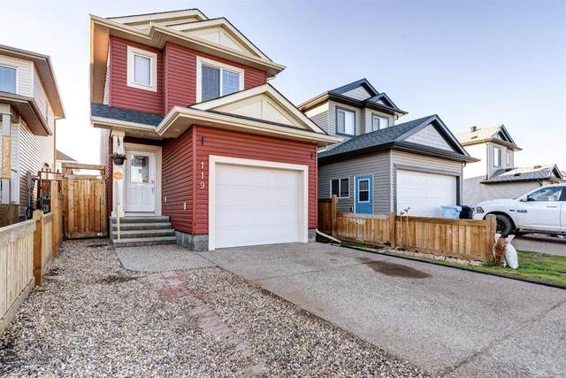119 Athabasca Crescent, Fort Mcmurray, AB T9J 1C2 (#A1108235) :: Calgary Homefinders