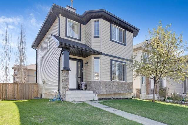 84 Crystal Shores Heights, Okotoks, AB T1S 2K9 (#A1108269) :: Calgary Homefinders