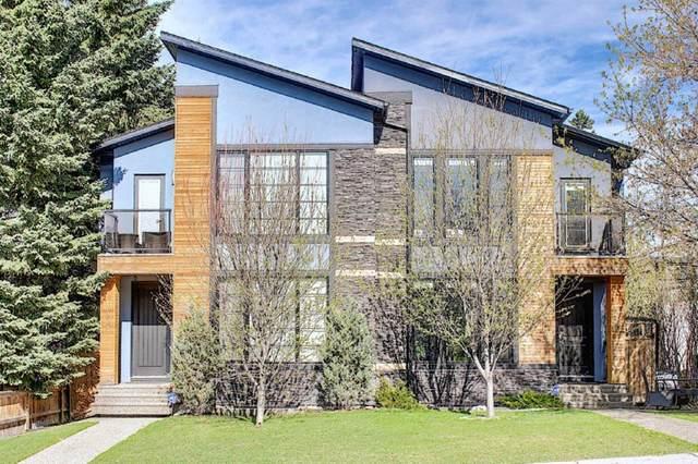 1430 26 Street SW, Calgary, AB T3C 1K3 (#A1108364) :: Calgary Homefinders