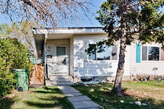 5908 Trelle Drive NE, Calgary, AB T2K 3V4 (#A1108422) :: Calgary Homefinders