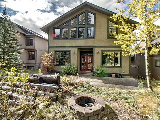 425 Eagle Heights, Canmore, AB T1W 3C9 (#A1108424) :: Canmore & Banff