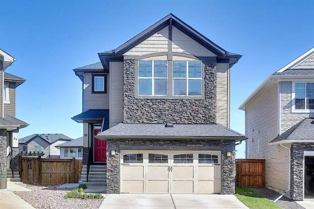 35 Sage Berry Road NW, Calgary, AB T3R 0J2 (#A1108467) :: Canmore & Banff