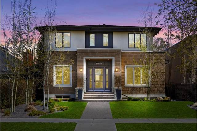 3018 3 Street SW, Calgary, AB T2S 1V1 (#A1108503) :: Calgary Homefinders